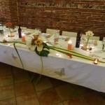 nord et sud table des maries