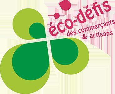 Notre label » éco-défis des commerçants & artisans «