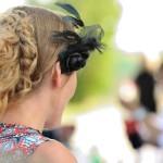 mariage retro coiffure
