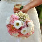fleur bouquet de la mariee