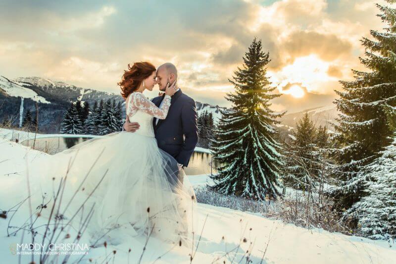 Un mariage en hiver ?